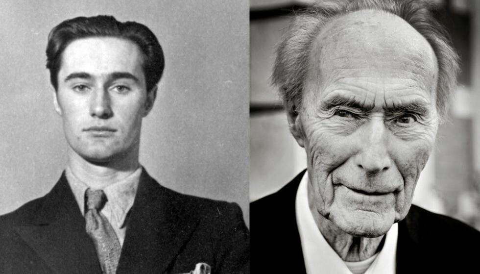 MOTSTANDSMANN: Joachim H. Rønneberg ble 99 år. Han ledet sabotasjeaksjonen mot tungtvannsanlegget på Vemork ved Rjukan i februar 1943. Etter frigjøringen holdt han det han opplevde som motstandsmann under krigen for seg selv i mange år, før han mot slutten av livet åpnet opp om erfaringene han hadde gjort seg. FOTO: NTB Scanpix