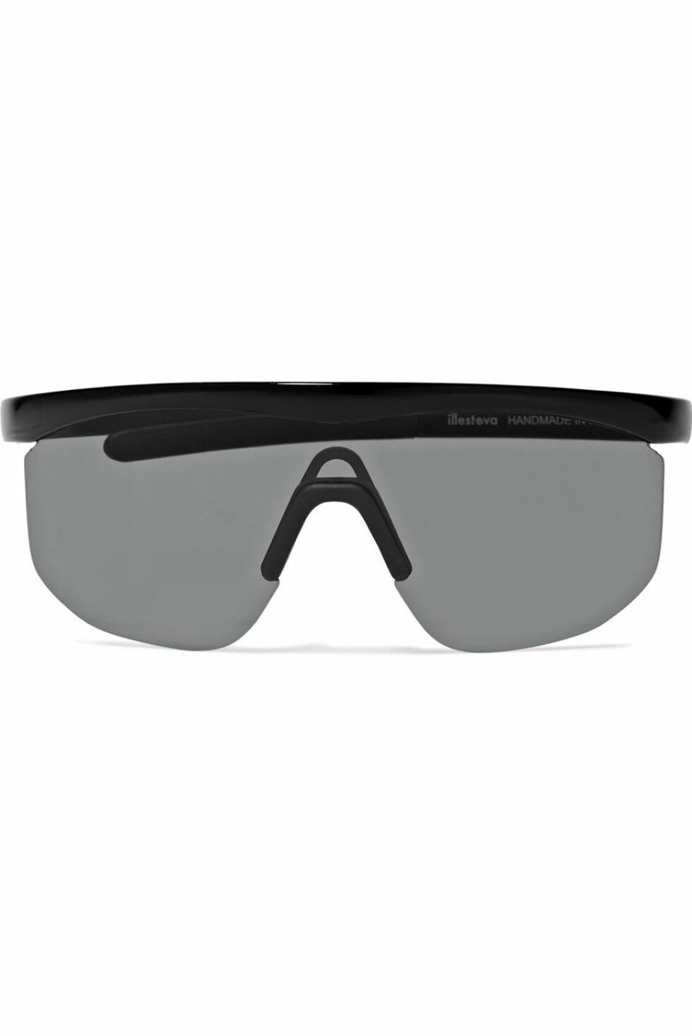 Solbriller fra Illesteva |2080,-| https://www.net-a-porter.com/no/en/product/1113025/illesteva/managua-d-frame-acetate-sunglasses