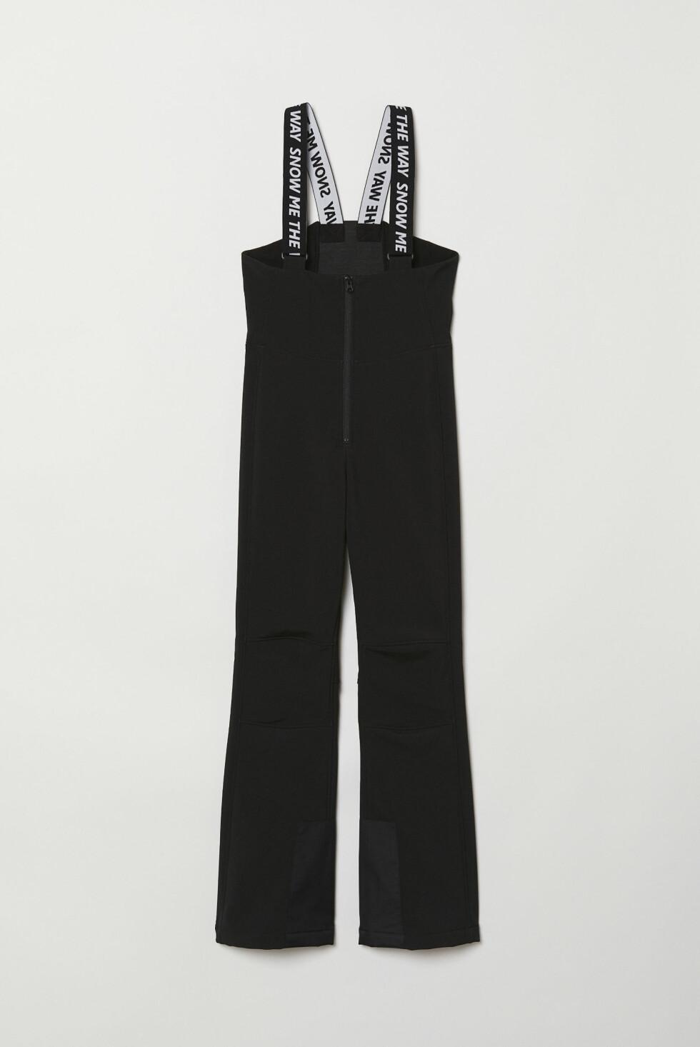 Skibukse fra H&M |999,-| https://www2.hm.com/no_no/productpage.0684992001.html