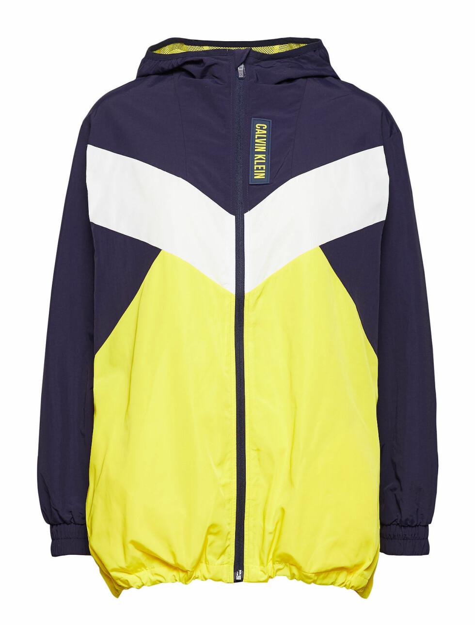 Jakke fra Calvin Klein |1500,-| https://www.boozt.com/no/no/calvin-klein-performance/woven-jacket-cb_18150818/18150822?navId=67746&group=listing&position=1000000