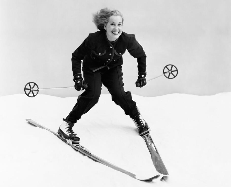 DAGENS JULEGAVETIPS: Superfine plagg til den sporty dama! Foto: Scanpix