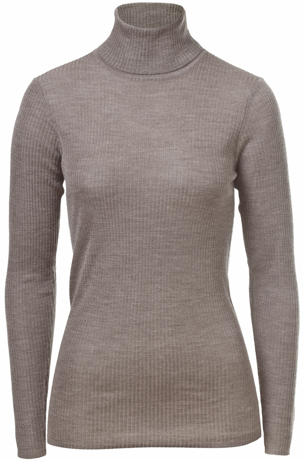 Ulltrøye fra Pierre Robert |450,-| https://www.pierrerobert.no/no_NO/dame-topper-ulltopper/turtleneck-ullgenser/HA62.html?dwvar_HA62_color=beige%20melange&dwvar_HA62_size=s%2Fm&cgid=Womens_Wool_Long_Sleeves#start=1