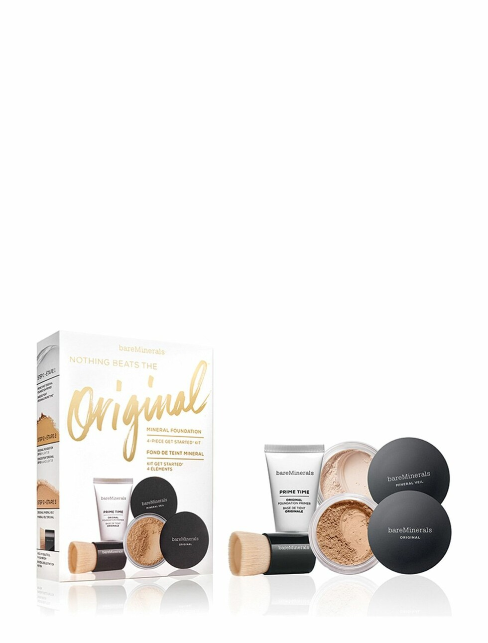 Starter kit fra bareMinerals |499,-| https://www.boozt.com/no/no/bareminerals/grab-go-get-starter-kit_18446136/18446150?navId=67362&group=listing&position=1500000