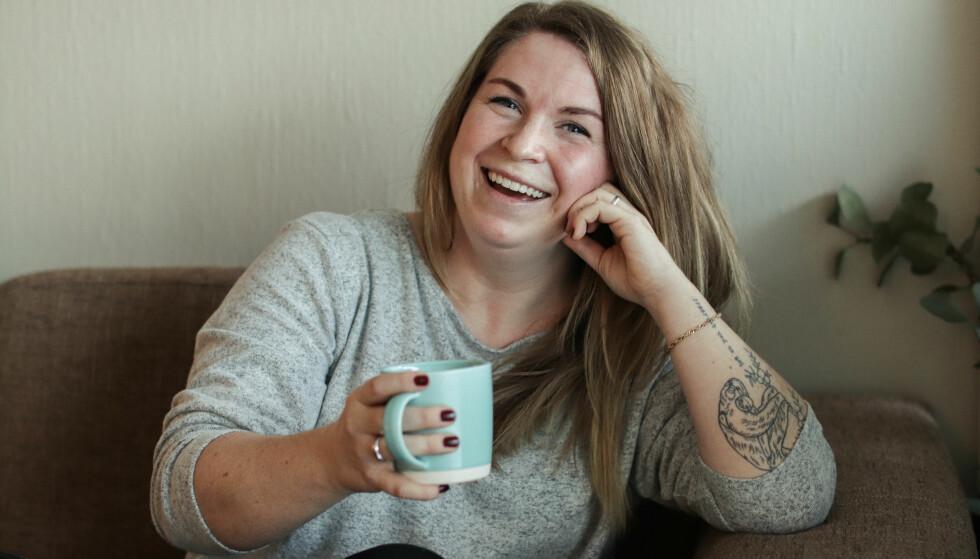 TOURETTES SYNDROM: Silje Ubostad (34) fikk diagnosen Tourettes syndrom da hun var 25 år gammel. Det tok lang tid før hun klarte å være åpen om sykdommen, men nå vet hun at det er best å være åpen om det. FOTO: Ida Bergersen