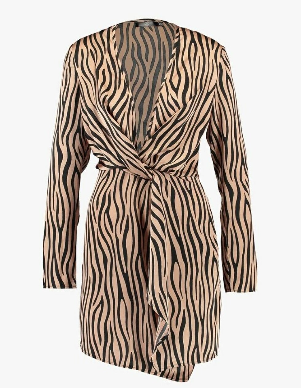 Kjole fra Missguided |399,-| https://www.zalando.no/missguided-kjole-brown-m0q21c12i-o11.html