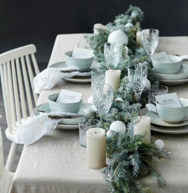 5 vakre borddekninger