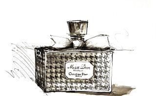 Klær + parfyme = sant