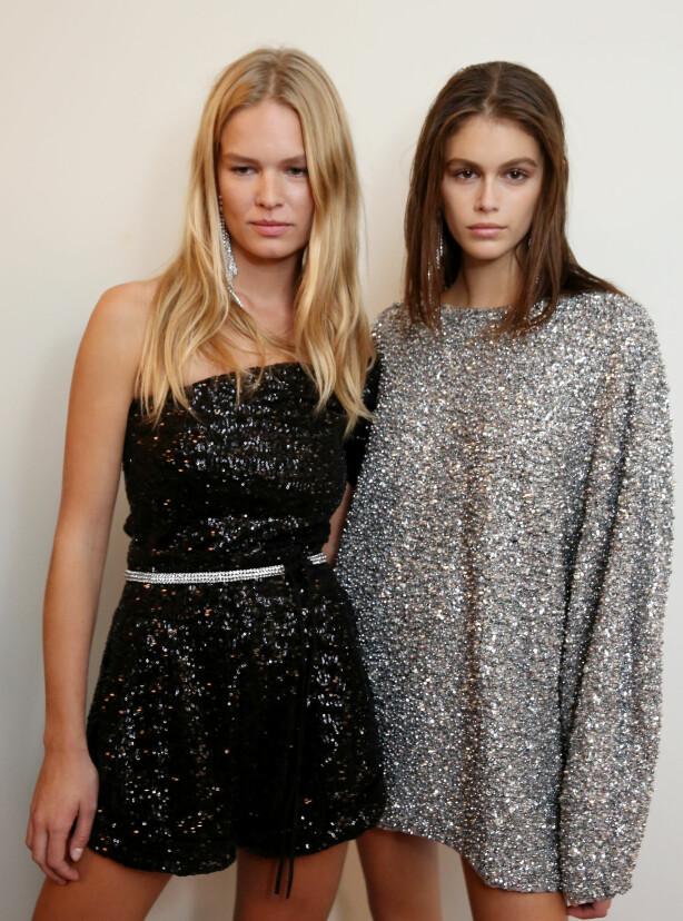 Går du for lange eller korte kjoler til festsesongen? Foto: Scanpix