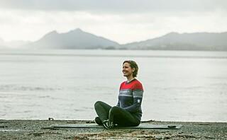 Tobarnsmoren Christine har syklet Norge på langs, krysset Jostedalsbreen, gjennomført Ironman og løpt 80 km