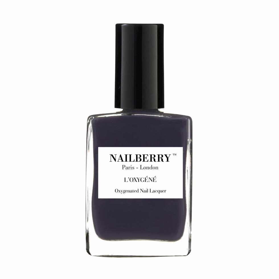 Nailberry, L'Oxygene, Blueberry, kr 190