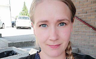 De siste seks årene har småbarnsmamma Iris (27) kun jobbet natt