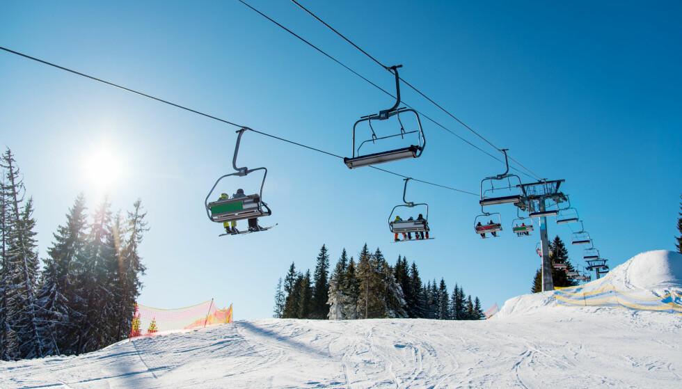 SKIANLEGG: Her finner du en liste over 10 av de største skianleggene i Norge. FOTO: NTB Scanpix / SKIGEILO/ Ronny Frimann/ Runar Larsen/ Mari Bareksten/ Ola Matsson/ Nils-Erik Bjørnholt