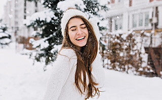 Slik beholder du hårets farge og glans hele vinteren