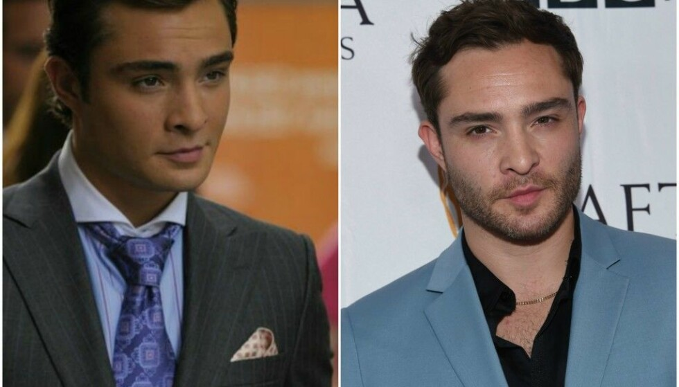 ANKLAGET FOR VOLDTEKT: Ed Westwick alias Chuck Bass. FOTO: NTB/Gossip Girl