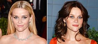 Slik ser kjendiskvinnene ut uten signaturhårfargen sin