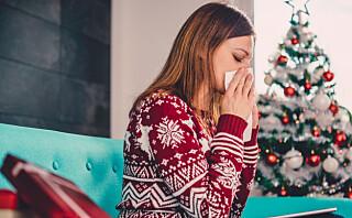 Slik lager du et allergivennlig julehjem