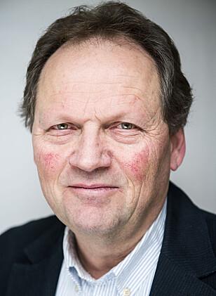 KAN HA NEGATIVE HELSEEFFEKTER: Ifølge professor og forsker Dag Ellingsen kan nattarbeid gi en økt risiko for diabetes og brystkreft. FOTO: B. Ward / OsloMet