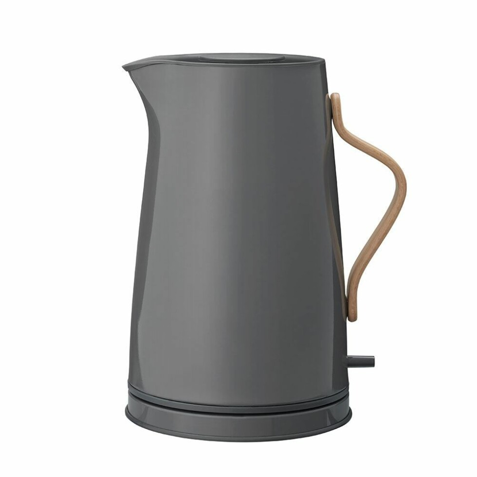 Vannkoker fra Stelton |1399,-| https://royaldesign.no/emma-electric-kettle-12-l#/164156