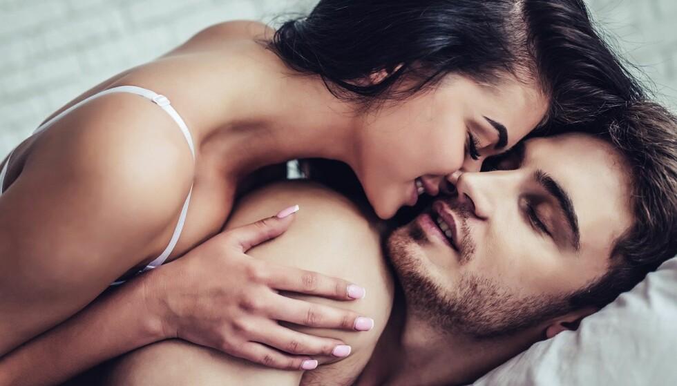 PLANLEGG SEX: Å holde sexlivet i gang er viktig for å bevare intimiteten og nærheten i forholdet. Foto: Scanpix.