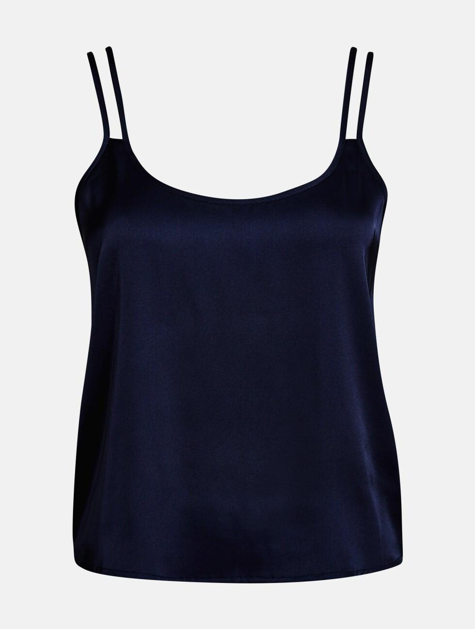 Overdel fra Bik Bok |149,-| https://bikbok.com/no/p/nattoy/pyjamas/ginger-pyjama-top/7227488_F583