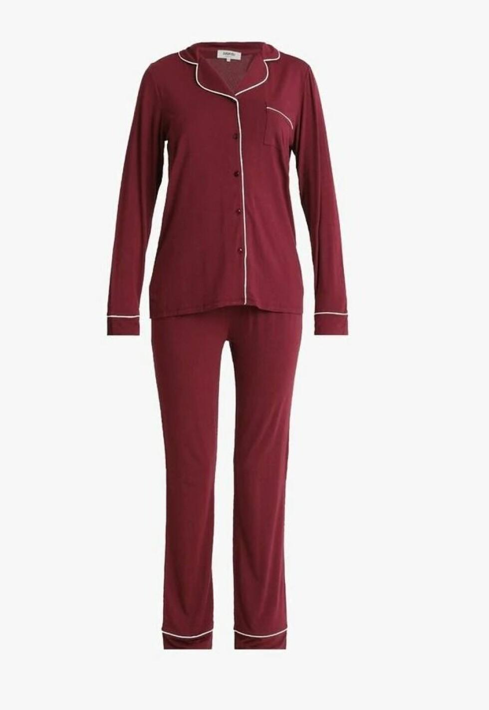 Pysj fra Zalando |299,-| https://www.zalando.no/zalando-essentials-set-pyjamas-za881p00q-g11.html