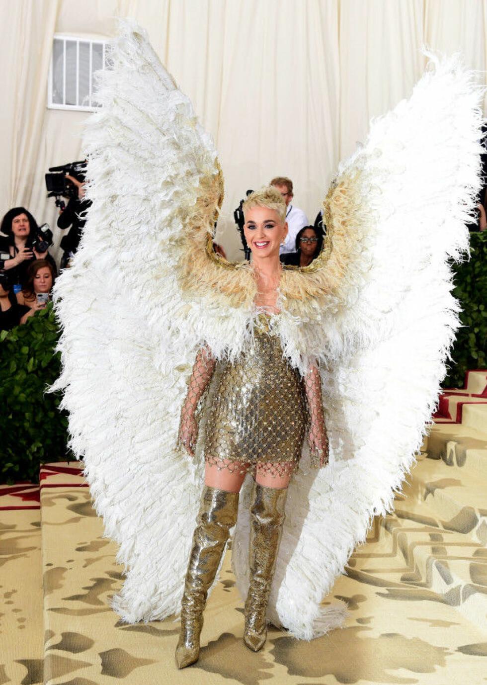 Katy Perry Foto: Scanpix