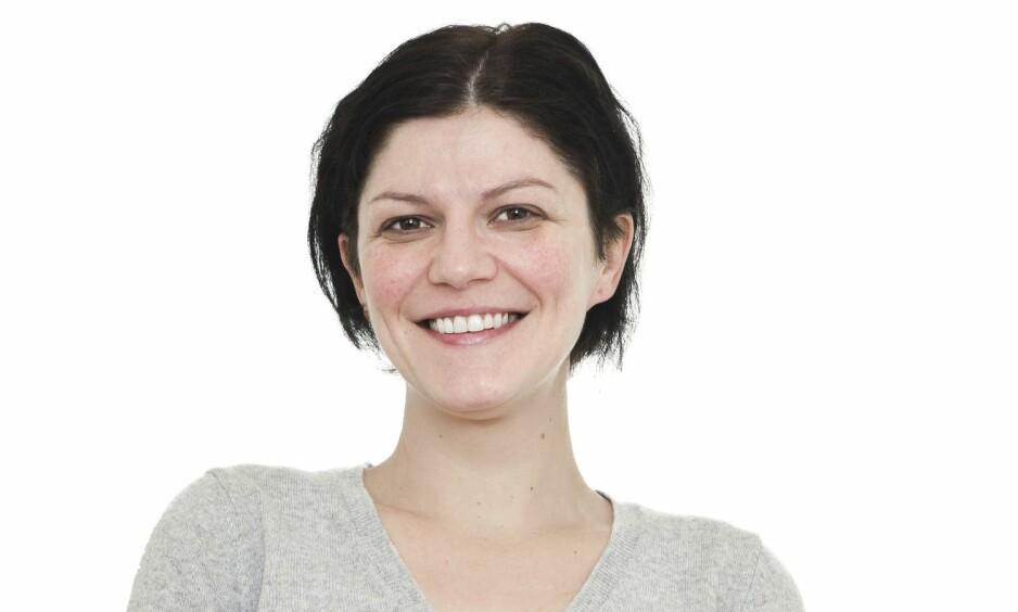 BLI NY: Slik så Melisa ut før hun ble ny med KK. FOTO: Astrid Waller