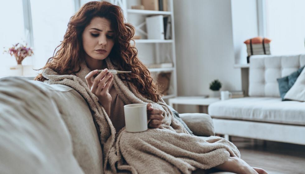 SYK I JULEN: Om du blir syk i ferien, har du ikke samme krav som om du blir syk ellers i året. FOTO: NTB scanpix