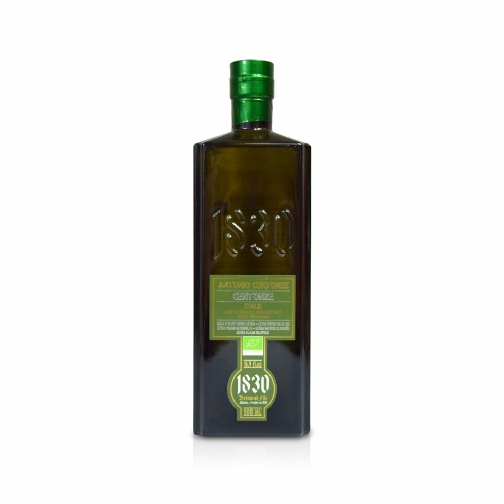 Olivenolje fra Olivenlunden 1830 |359,-| https://www.olivenlunden1830.no/olivenolje/centonze-500ml-italia-balansert