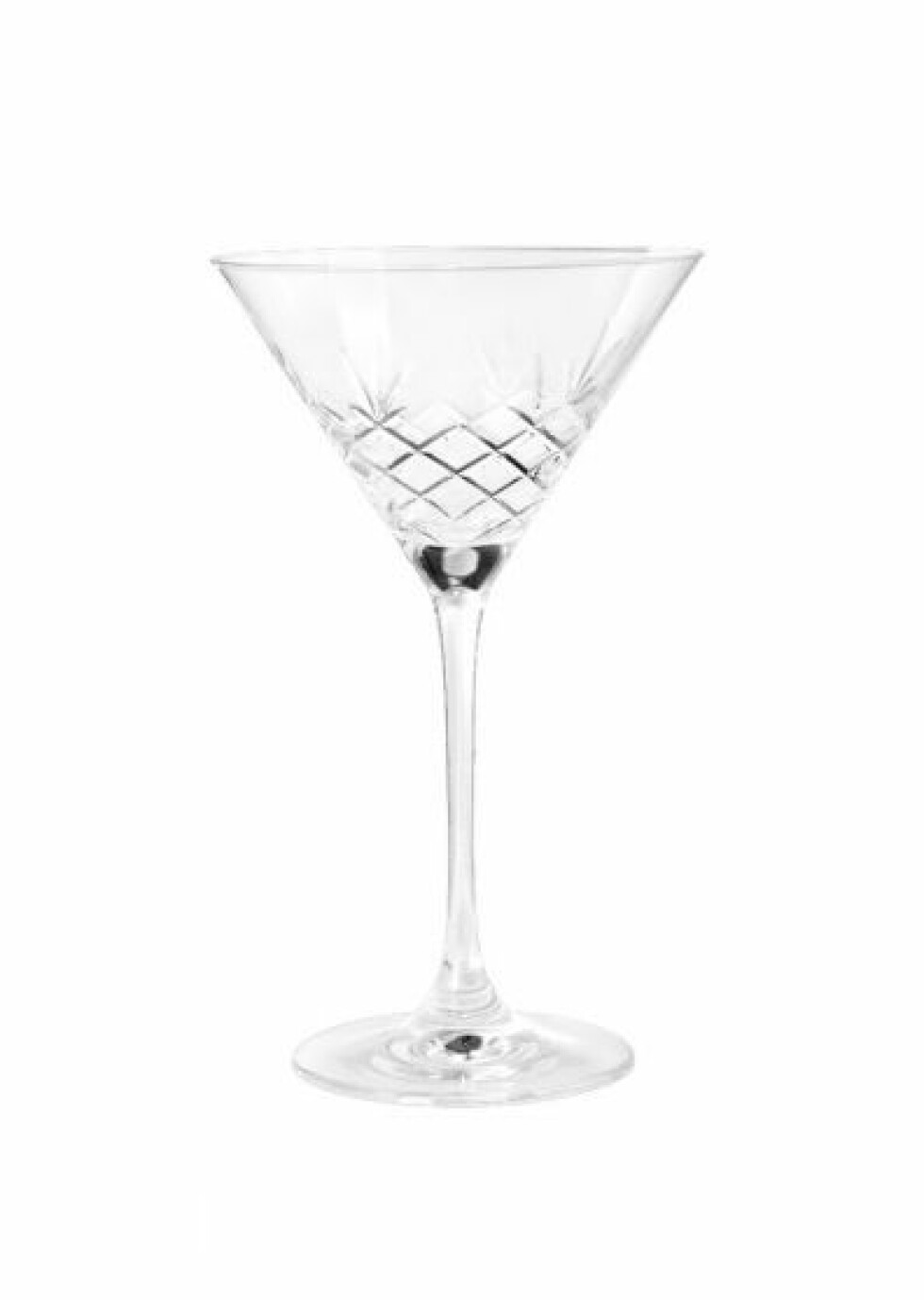 Cocktailglass fra Frederik Bagger |499,-| https://www.millaboutique.no/interior/duker/mat/crispy-cocktail-glass-2pk
