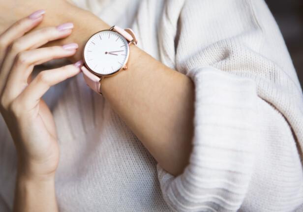 Mange har googlet «hva er klokka?» i 2018. Foto: Scanpix