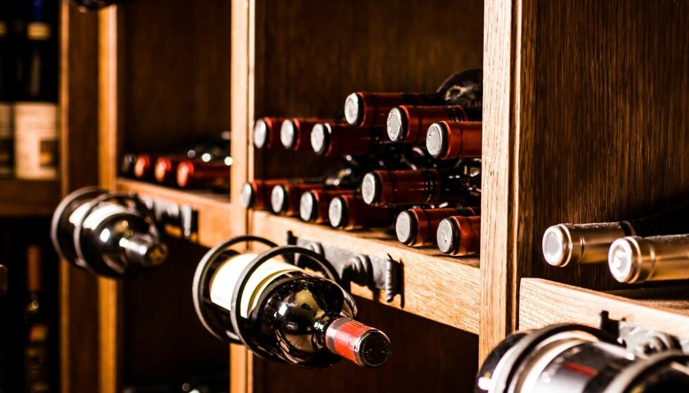 INNEHOLDER FEIL: I gjennomsnitt er det noe feil med en av tjue vinflasker. FOTO: NTB Scanpix