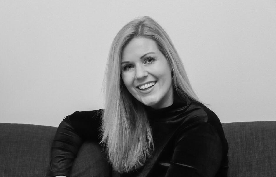 JULEMAT: Istedenfor å spise ribbe, pinnekjøtt eller medisterkaker, velger KK-journalist Ida Bergersen vegisterkaker. FOTO: Privat