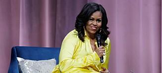 Michelle Obamas ekstraordinære sko får nettet til å koke