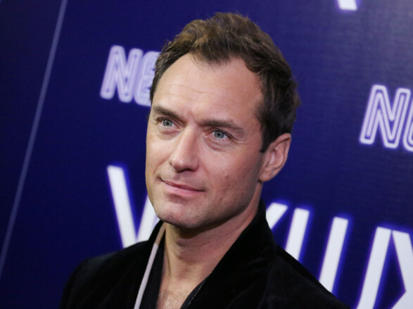 Jude Law. Foto: Scanpix