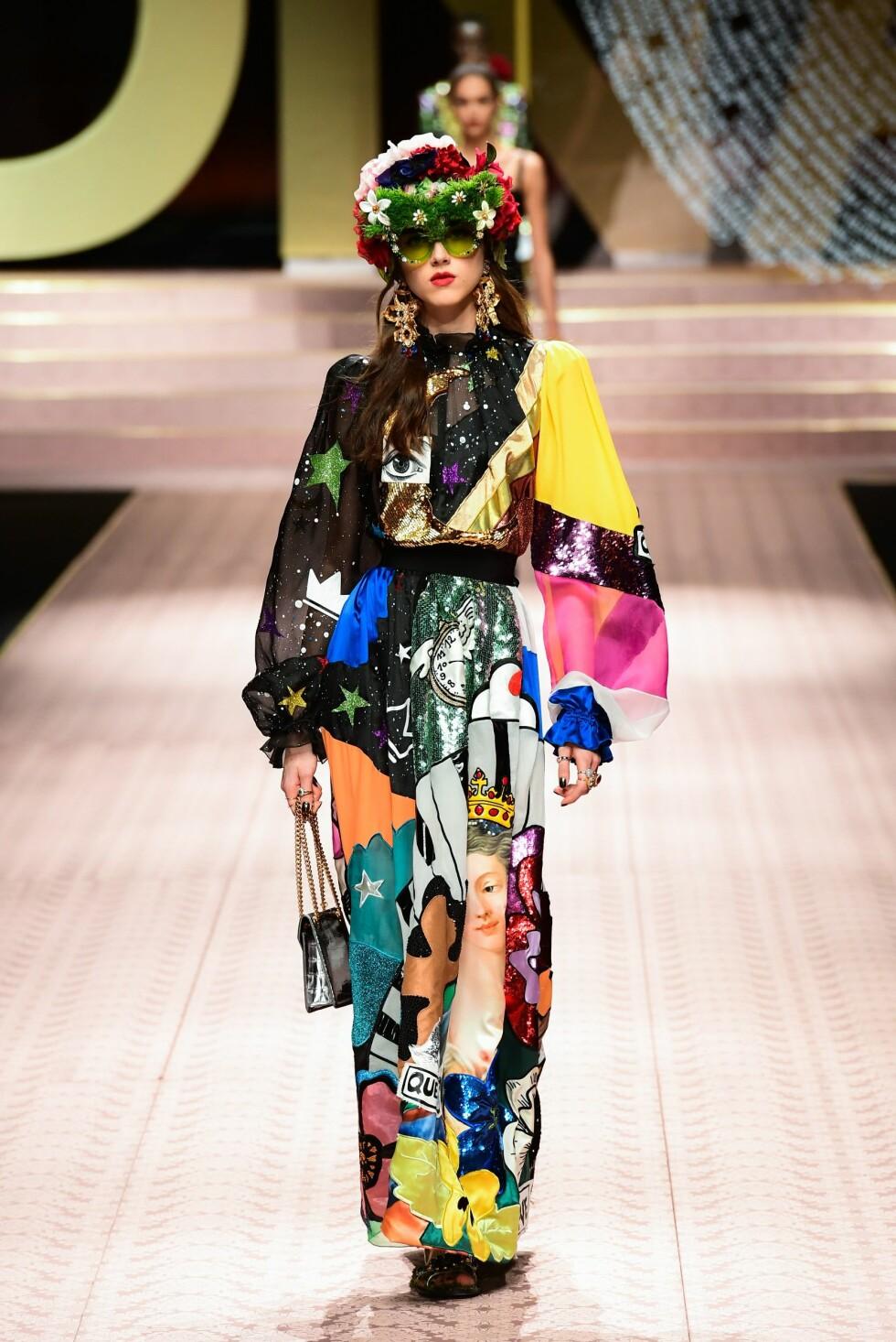 Dolce & Gabbana. Foto: Scanpix