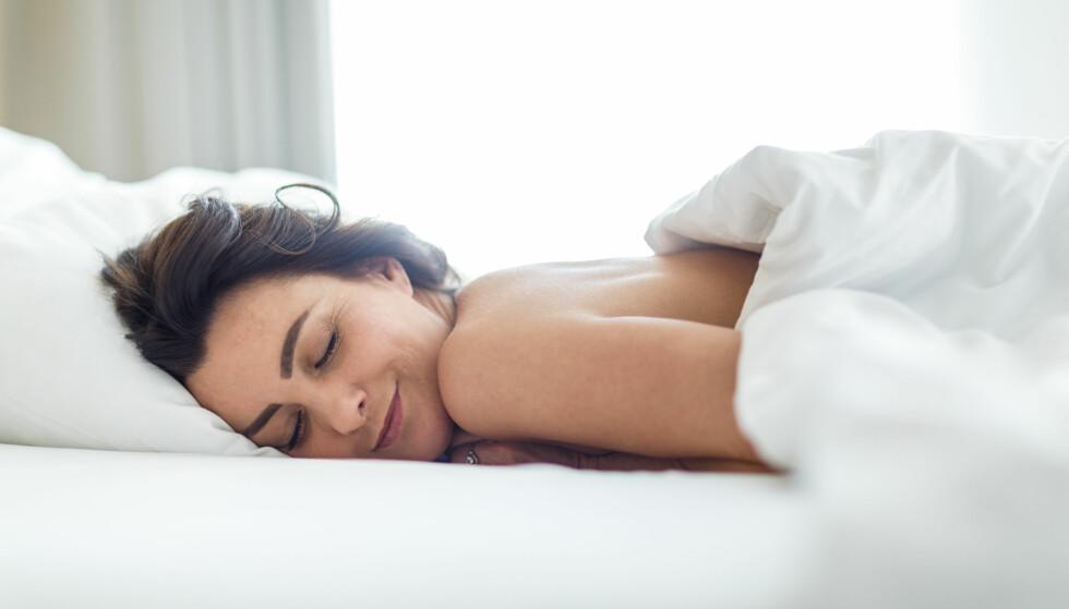 BRA FOR HJERNEN: Du gjør lurt i å lytte til rådet når noen ber deg om å «sove på det». FOTO: NTB Scanpix