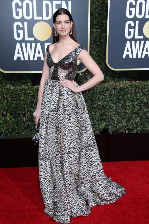 Anne Hathaway. Foto: Scanpix