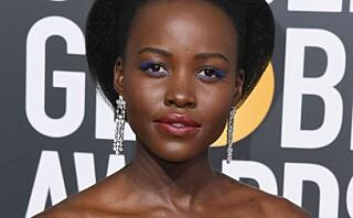 Stjernene gikk for fargesterk sminke under Golden Globes