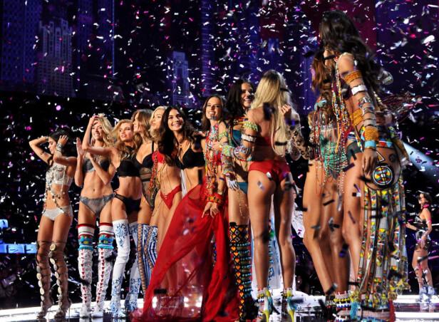 Victoria's Secret Fashion Show. Foto: Scanpix