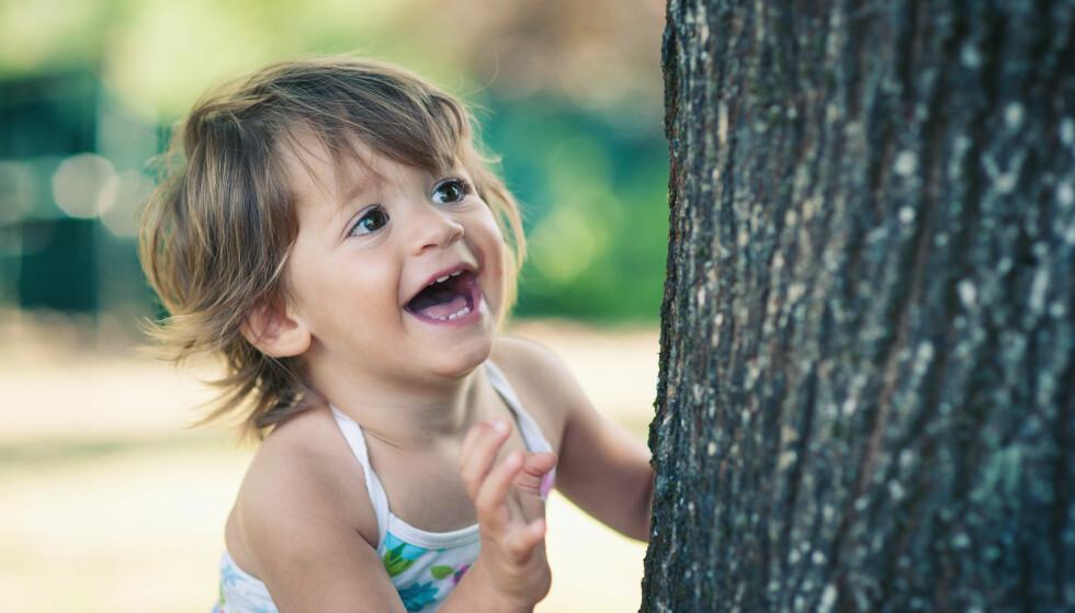 LEK OG LÆRING: For de fleste barn går språkutviklingen naturlig fremover, andre trenger litt hjelp. FOTO: Scanpix