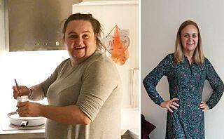Marte halverte vekten sin etter fedmeoperasjonen: – Det har vært som å få livet i gave på nytt
