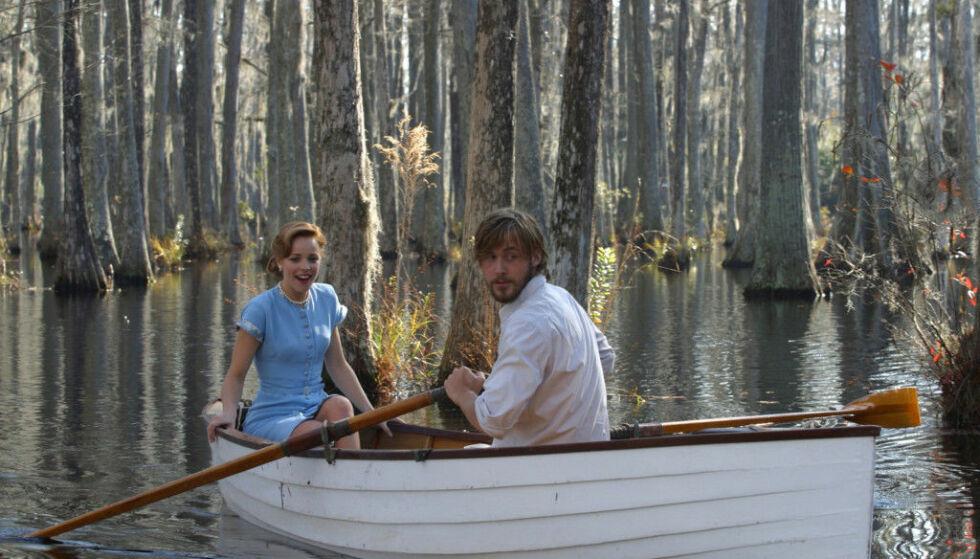 THE NOTEBOOK: Den legendariske, romantiske filmen blir nå musikal. Foto: Scanpix