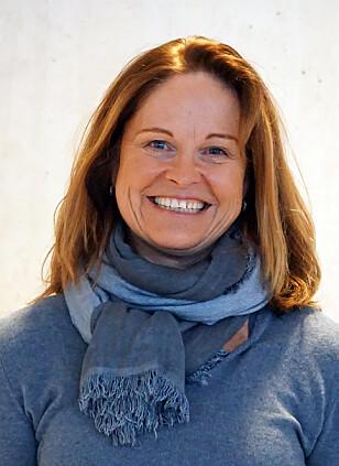 """TANKETRENER: Line Langaard Solberg forfatter av boken """"Hjelp! Tenåring i huset"""". Foto: Astrid Snipsøyr."""