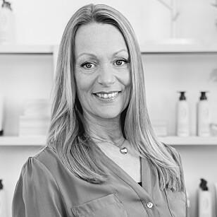 <strong>EKSPERTEN:</strong> Lise Holm-Glad, frisør og leder for Defines frisørteam. FOTO: Privat