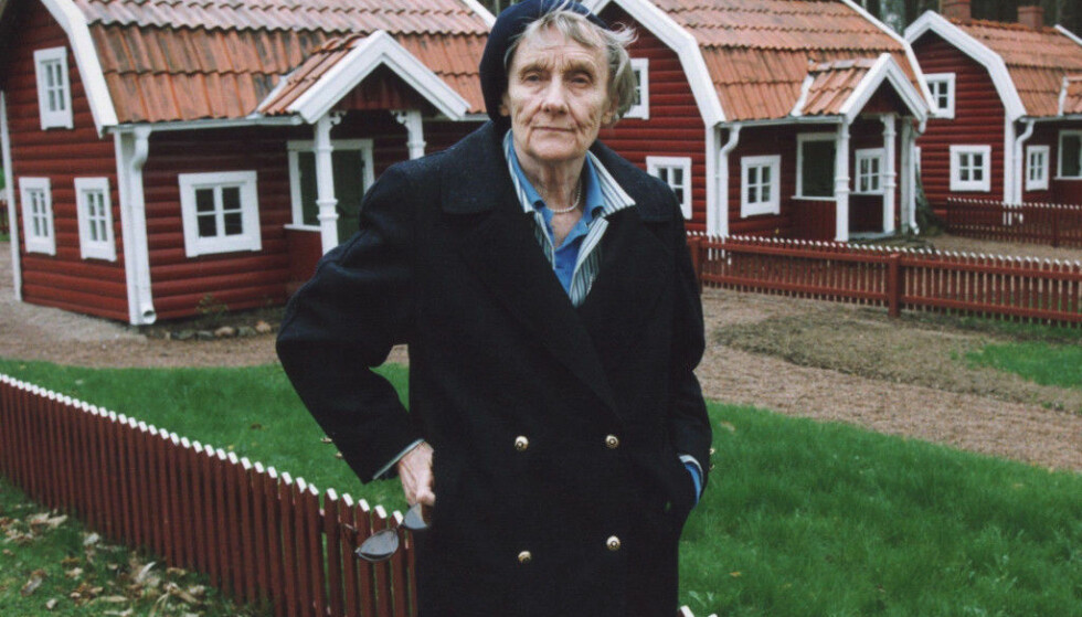ASTRID LINDGREN: De fleste kjenner kanskje Lindgren best som dama bak «Pippi Langstrømpe», «Emil i Lønneberget», «Brødrene Løvehjerte» og «Ronja Røverdatter» - for å nevne noen. Men Lindgren har vært mye mer enn det, og nå blir en ukjent periode av forfatterens liv vist på det norske kinolerretet. FOTO: NTB Scanpix