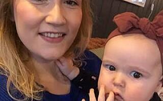 Besøksbabyer sprer livsglede på aldershjemmene