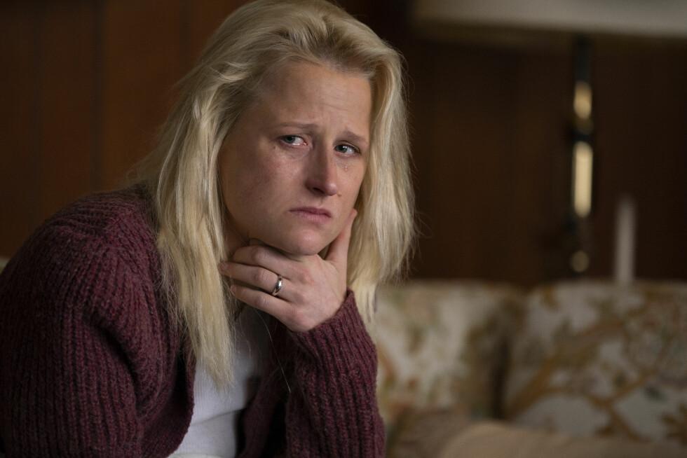 AKTUELL: Mamie spiller i sesong 3 av den berømte HBO-serien True Detective. FOTO: HBO