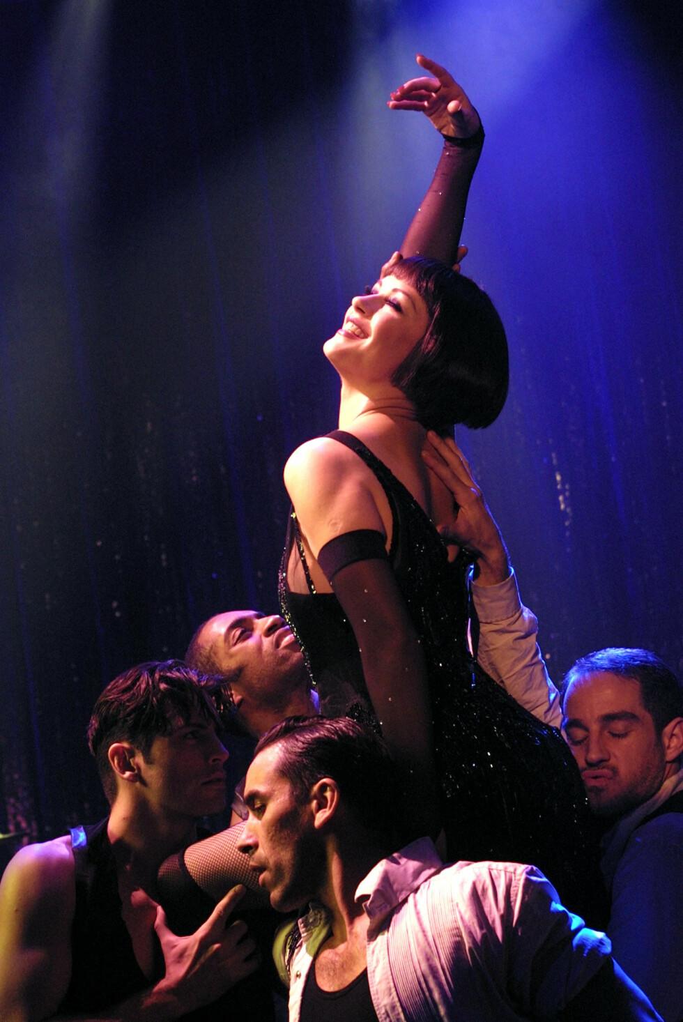 "Catherine Zeta-Jones som Roxie Hart i filmen ""Chicago"" (2002). Hun vant syv priser for denne rollen. Foto: NTB Scanpix"