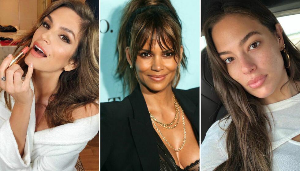5 kjendiskvinner avslører skjønnhetsproduktene de sverger til